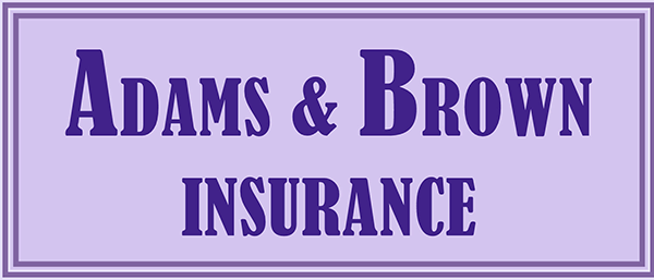 Adams & Brown Insurance logo | Affordable Insurance | Arden, NC